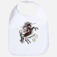 Montgomery Unicorn Bib