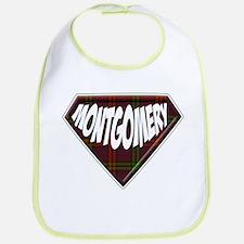 Montgomery Superhero Bib