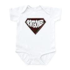 Montgomery Superhero Infant Bodysuit