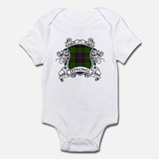 Mitchell Tartan Shield Infant Bodysuit