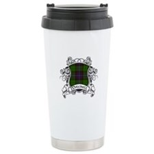 Mitchell Tartan Shield Travel Mug