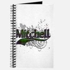 Mitchell Tartan Grunge Journal