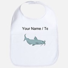 Custom Blue Catfish Bib