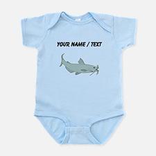 Custom Blue Catfish Body Suit