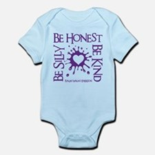 SILLY-HONEST-KIND Infant Bodysuit