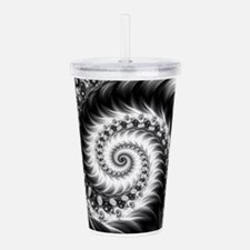 Cool Fantasy science fiction Acrylic Double-wall Tumbler