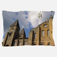 France: Conques, Benedictine Abbey Chu Pillow Case