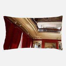 Salon de musiquel (Music Salon) in Mus Pillow Case