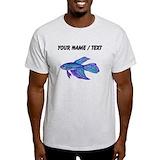 Aquatic animals Mens Light T-shirts