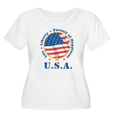 Life, Liberty, Pursuit T-Shirt