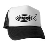 Gefilte fish Trucker Hats