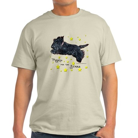 Scottish Terrier Star Light T-Shirt