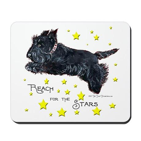 Scottish Terrier Star Mousepad