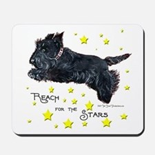 Scottish Terrier Star Mousepad