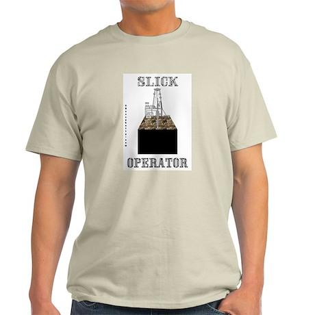 Slick Operator Light T-Shirt