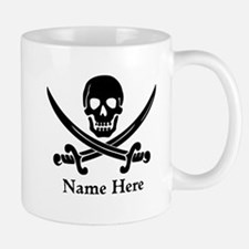 Custom Pirate Design Mugs