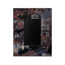 EUROPE, Belgium, Old town Bruges Roo Picture Frame