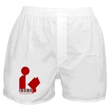 Music Librarian Boxer Shorts