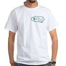 Get Off My Cloud Pocket Shirt