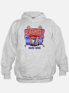 Baseball 7th Birthday Hoodie