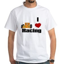 I Love Racing Shirt
