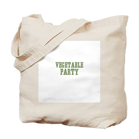 vegetable party Tote Bag