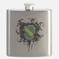 Nitrox Dive Shield (Grunge) Flask