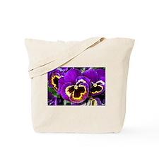 Unique Floral Tote Bag