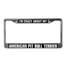 I'm Crazy About My American Pit Bull Terrier