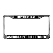 Happiness Is An American Pit Bull Terrier
