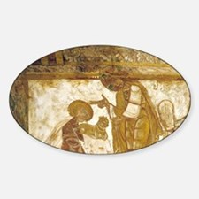 Aaron and the Golden Calf and Moses Decal