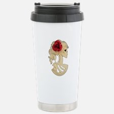 Bella Muerta (Beautiful Dead) Travel Mug