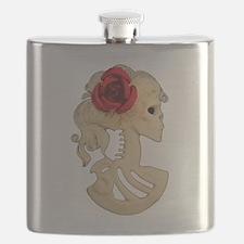 Bella Muerta (Beautiful Dead) Flask