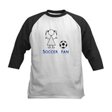 Soccer fan girl Tee