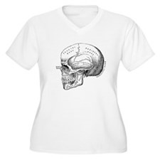 Anatomical Plus Size T-Shirt