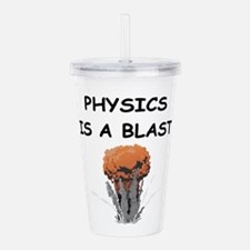 physics Acrylic Double-wall Tumbler