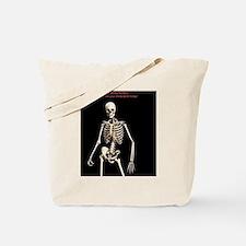 Chiropractic tshirt Tote Bag