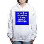 engineering Women's Hooded Sweatshirt