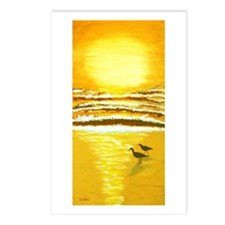 Shore Birds Postcards (Package of 8)
