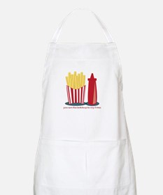 Ketchup To My Fries Apron