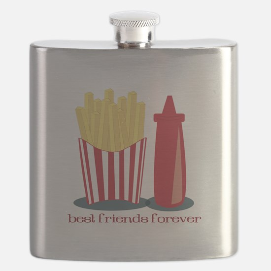 Best Friends Forever Flask