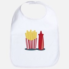 French Fries Bib