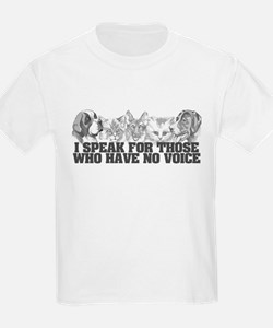 Animal Voice T-Shirt