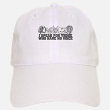 Animal Voice Baseball Baseball Cap