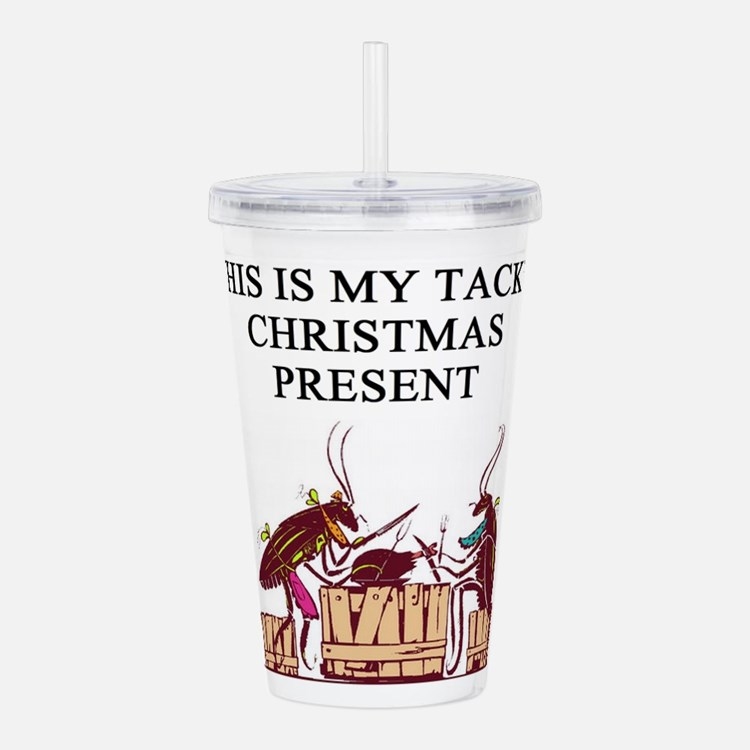 TACKY.png Acrylic Double-wall Tumbler
