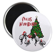 FLEAS NAVIDAD - Christmas Fleas and Christmas Tree