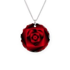 Heart of a Rose Necklace