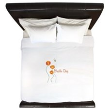 Breathe Deep King Duvet