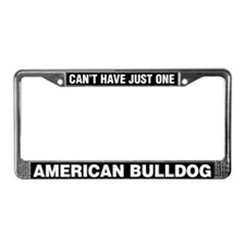 Can't Have Just One American Bulldog