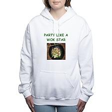 WOK1 Women's Hooded Sweatshirt